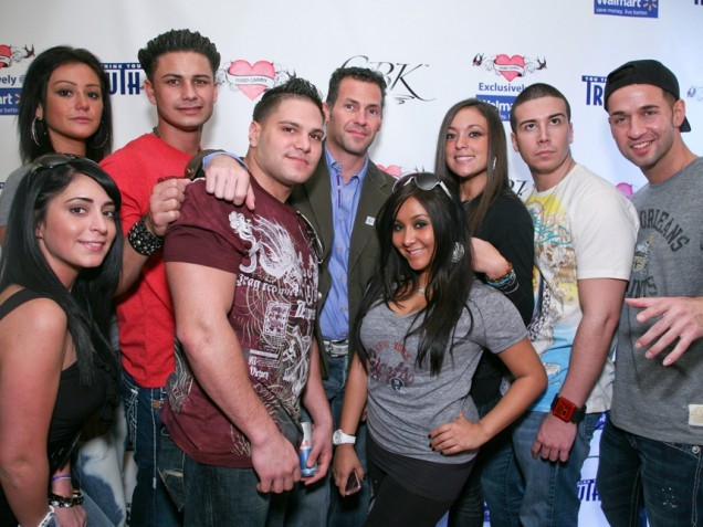 jersey shore season 4 in italy. Jersey Shore Season 4 Premiere