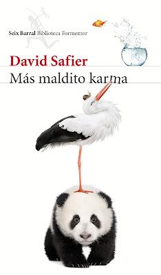 Reseña de 'Más maldito karma', de David Safier. LIBROS. Ver. Oír. Contar.