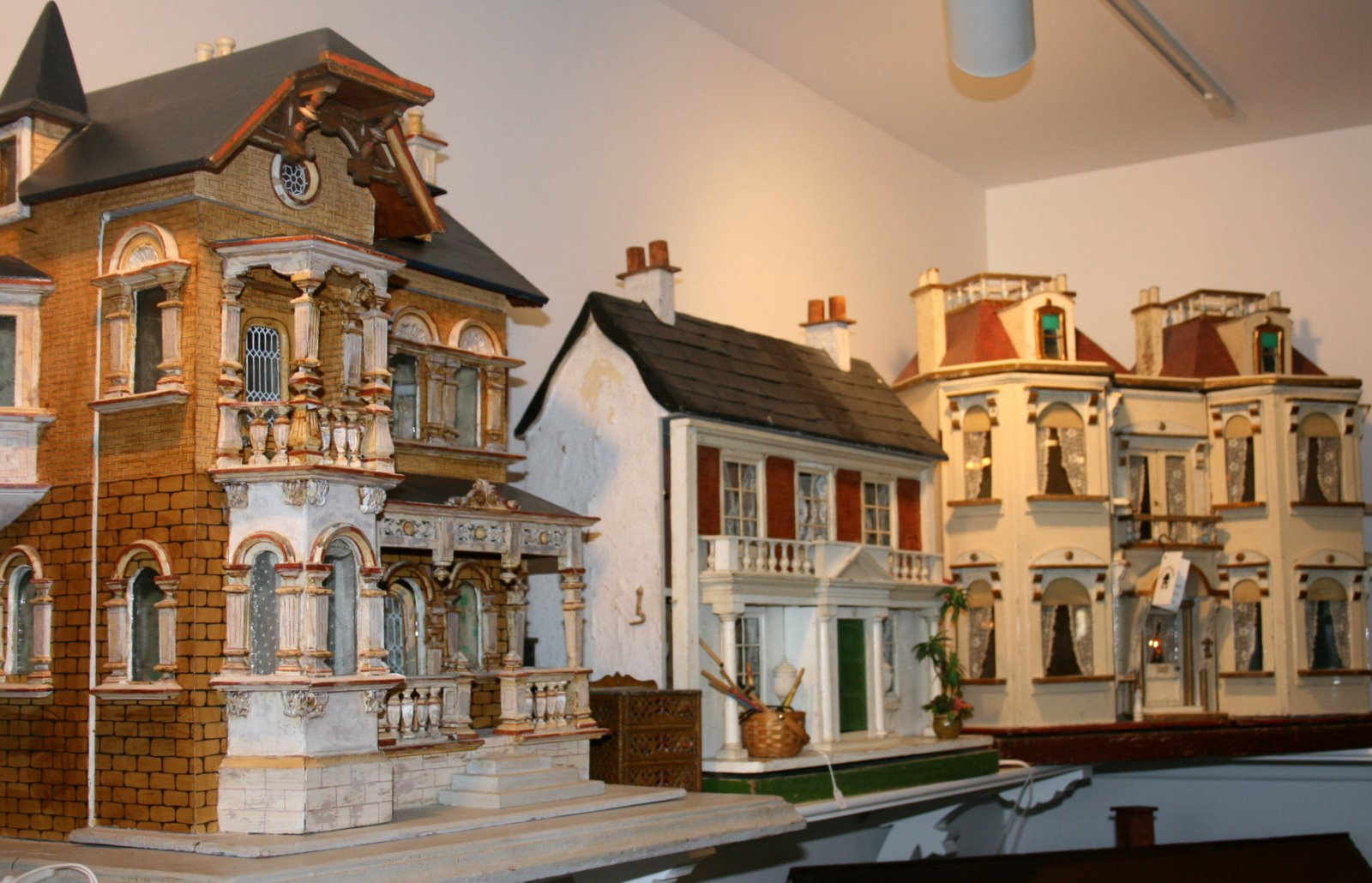 Calling all dollhouse lovers real estate house and home for Lovers home