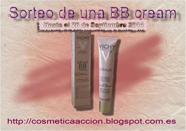"¡SORTEO – BB Cream ""Idéalia"" de VICHY!"