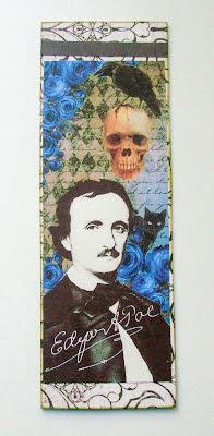 Poe Bookmark