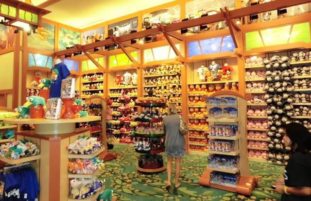 Downtown Disney World Store