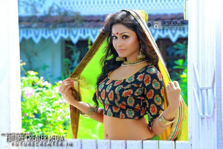 Actress Shritha Sivadas Latest Hot and Spicy Photos