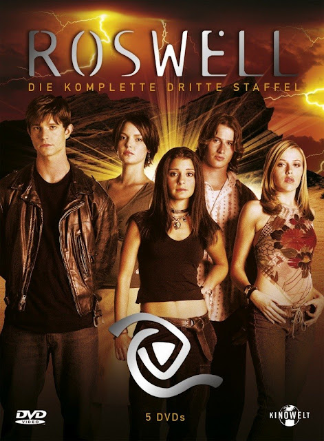 Roswell TV Series 1999–2002 ταινιες online seires oipeirates greek subs