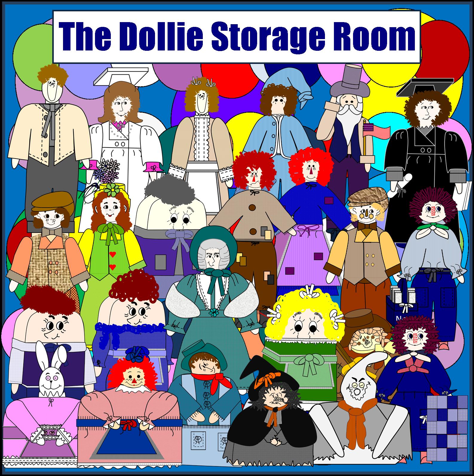 The Dollie Storage Room Blog