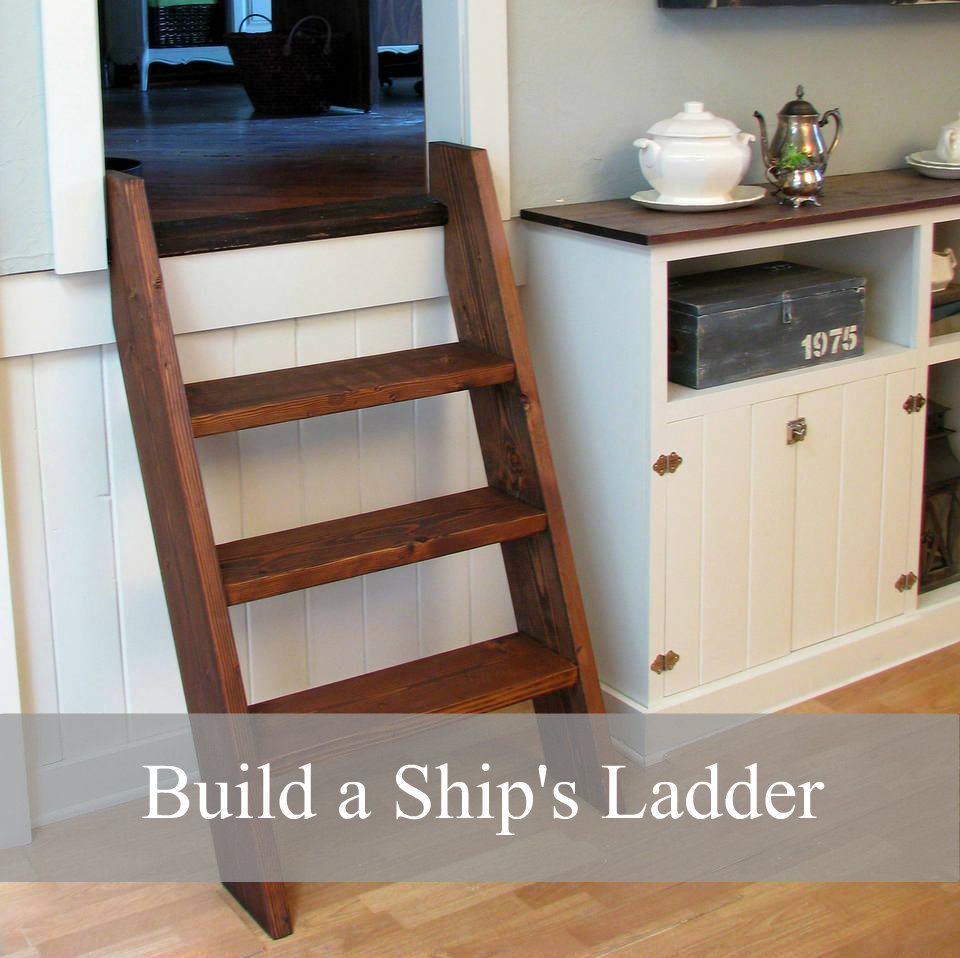 how to build ladder rust