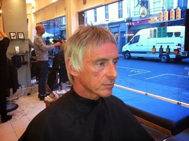 modernist society  get your authentic paul weller haircut