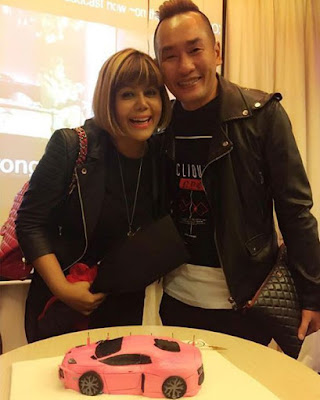 Sekitar Sambutan Hari Jadi Datin Emylia Rosnaida Isteri Datuk AC Mizal