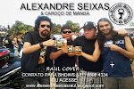 AGENDA DE SHOWS ALEXANDRE SEIXAS (RAUL COVER) /2014