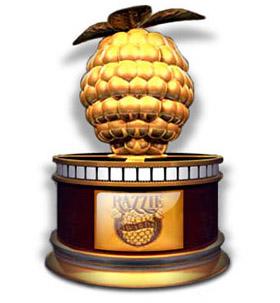 39ª Premios Razzie (03-2019)