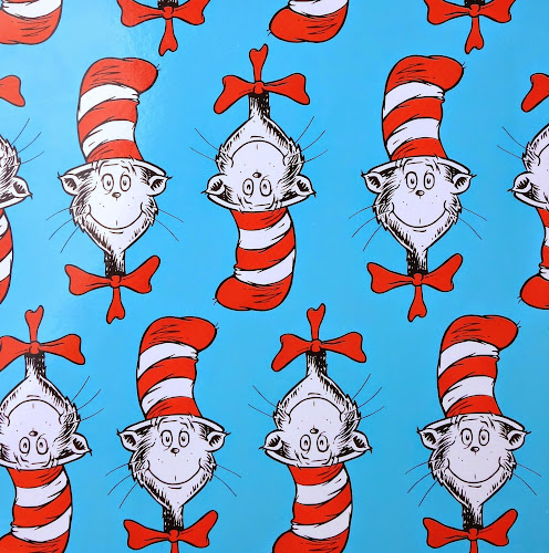 $1 Dr. Seuss Folder Decor @ Blissful Roots