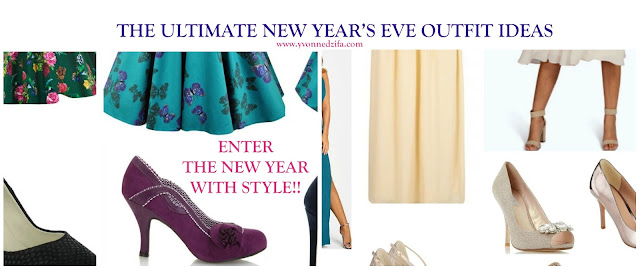 New Year's Eve Outfit Ideas Style