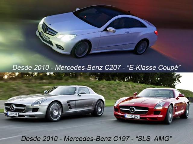 2010 Mercedes Benz C207 E