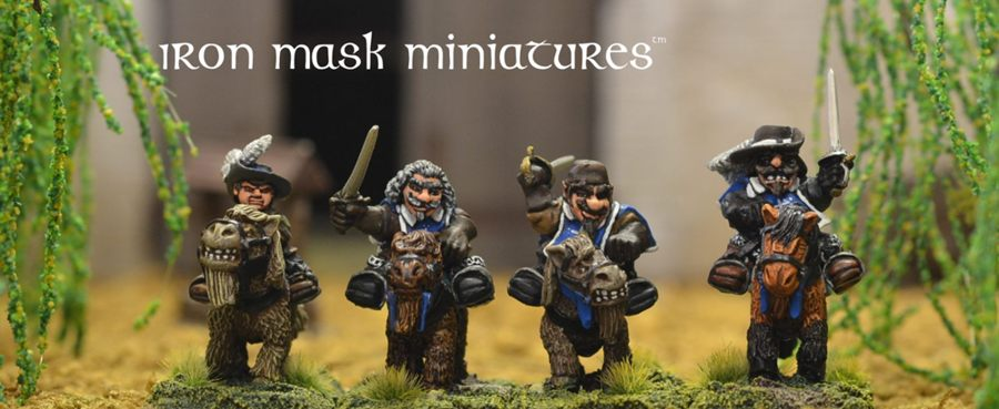 Iron Mask Miniatures