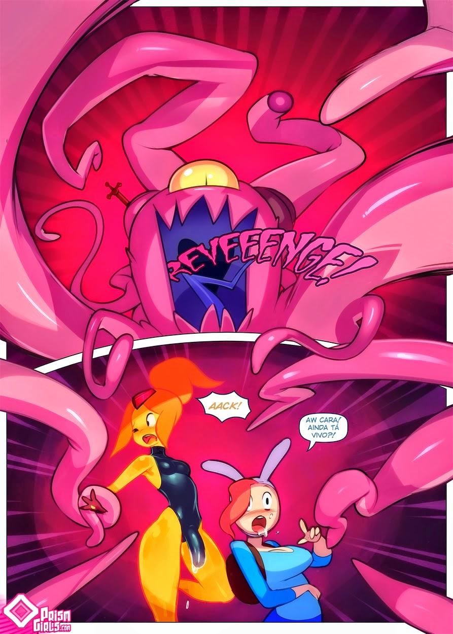 Inner Fire Adventure Time Hentai