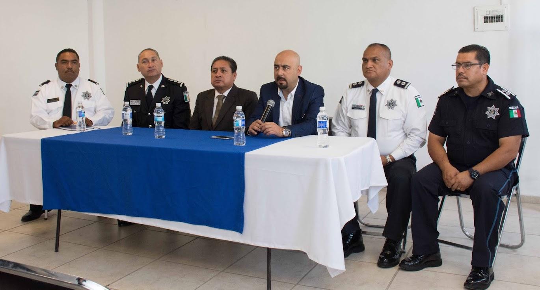 SE FORTALECEN ESTRATEGIAS DE SEGURIDAD EN LA COORDINACIÓN OPERATIVA