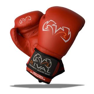 guantes de sparring