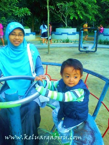 Merbabu Family Park, Malang.