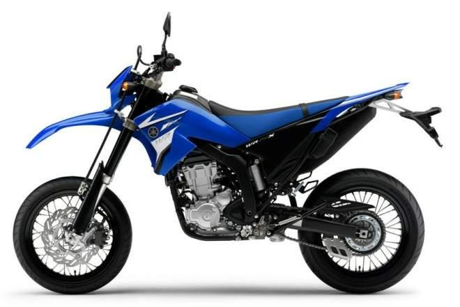 Tanteando el mercado... Motard Yamaha+WR250X+08