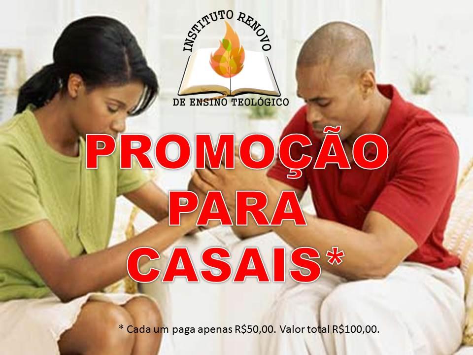 INSCRIÇÃO DE CASAIS