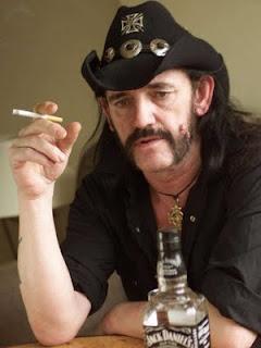 lemmy kilmister parliament cigarettes