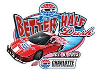 #NASCAR Better Half Dash #BetterHalfDash