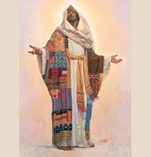 Costume holy man
