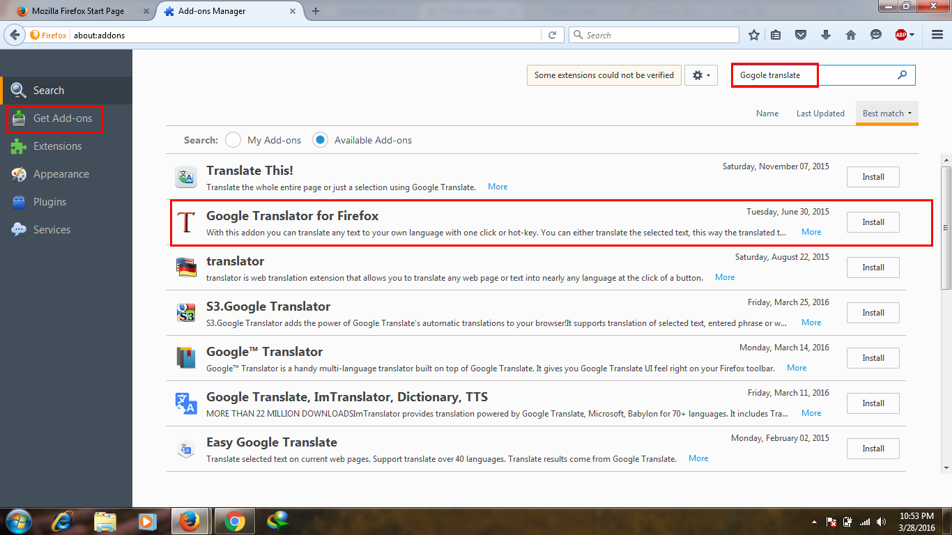I Recommend You To Install Google Translator For Firefox Because It Safe  And Secure For Firefox Download Firefox How To Enable Cookies On Mac