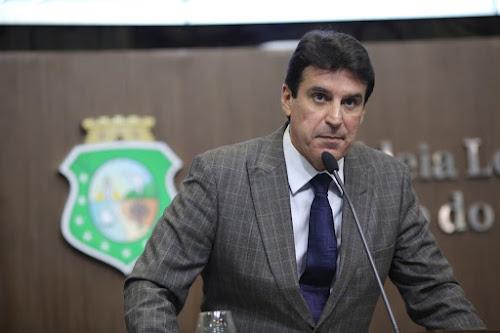 Agenor Neto apresenta três projetos na Assembleia Legislativa do Ceará