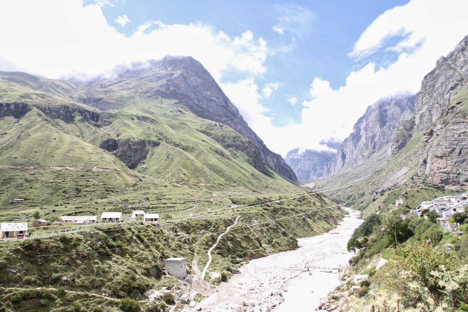 Himalayas, Pancha Prayags - Sri Ramanin Padhayil