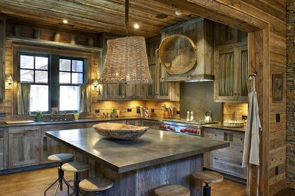 Cocina R Stica De Keystone Kitchem Bath Esta Cocina Se Caracteriza