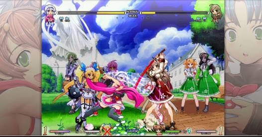 Gameplay Vanguard Princess Steam Edition
