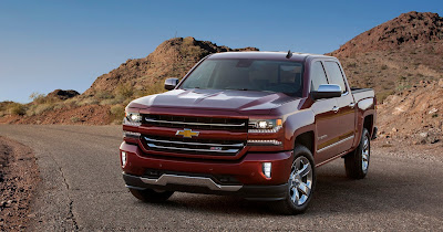 Performance and Design Updates for the 2016 Silverado 1500