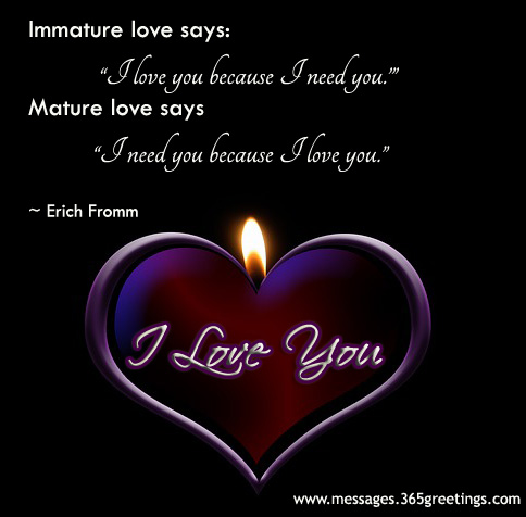 cute love quotes power of love