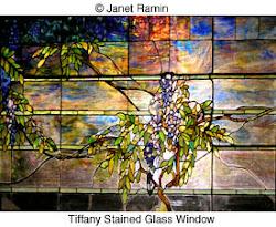 Tiffany Opalescent Glass