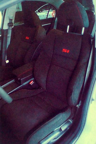 Prueba Honda Civic Si Testeados Pruebas Y Test De Autos