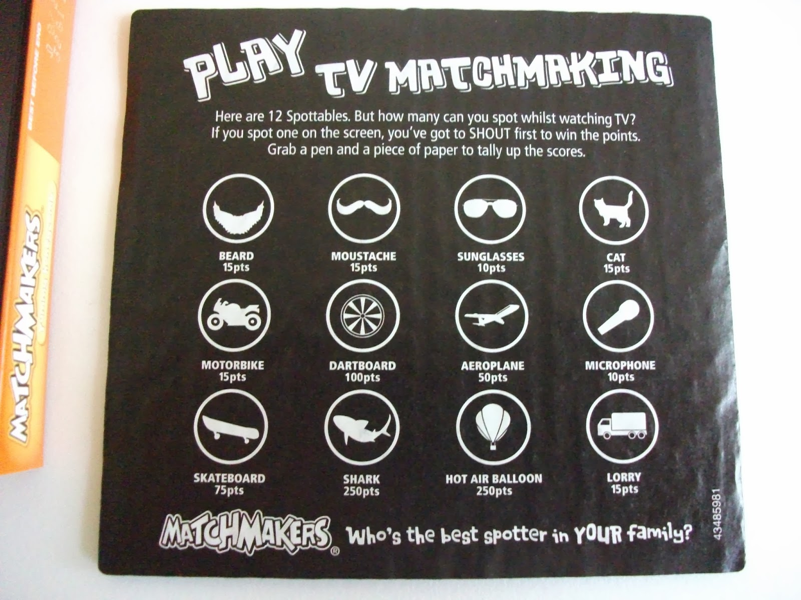 flavour matchmaking