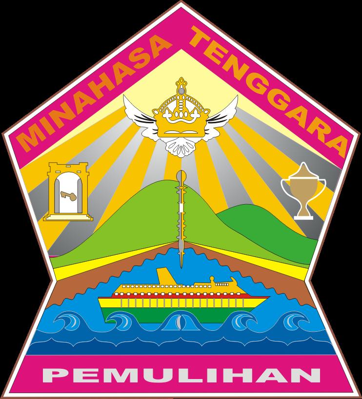 Logo Kabupaten Minahasa Tenggara Ardi La Madi S Blog