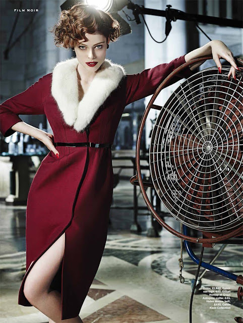 Retro Looks in the Modern World To Catch a Thief Bobbins And Bombshells