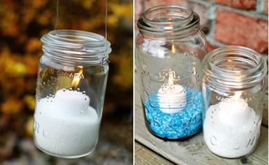 Espacio pipi perez ideas para reutilizar frascos de for Ideas con frascos de vidrio