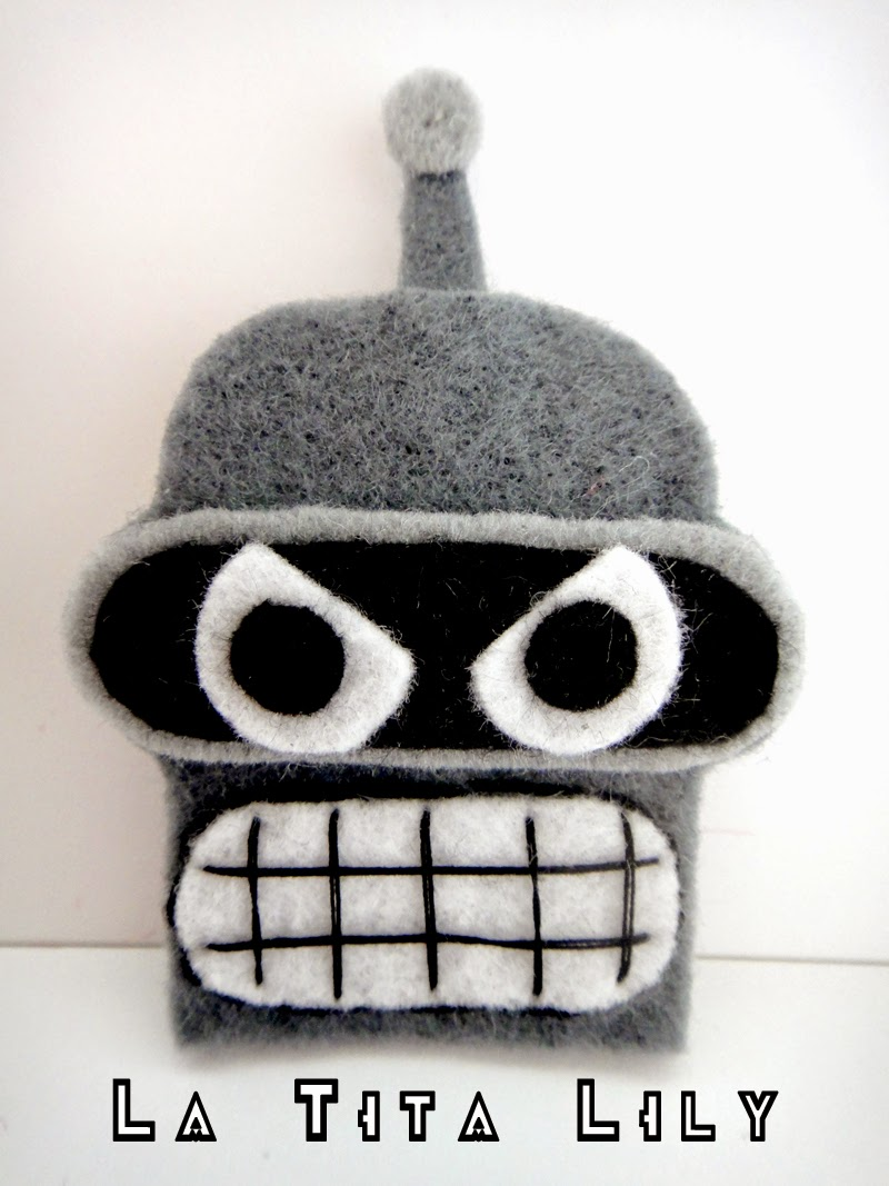 Bender brooch