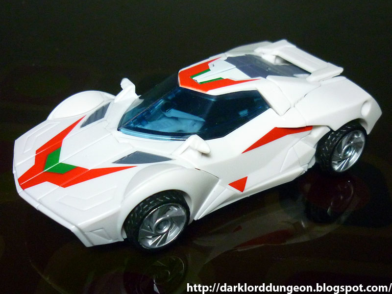Transformers prime wheeljack car - photo#15