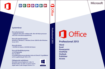 Microsoft Office Professional Plus 2013 Maio MICROSOFT OFFICE PROFESSIONAL PLUS 2013 03W