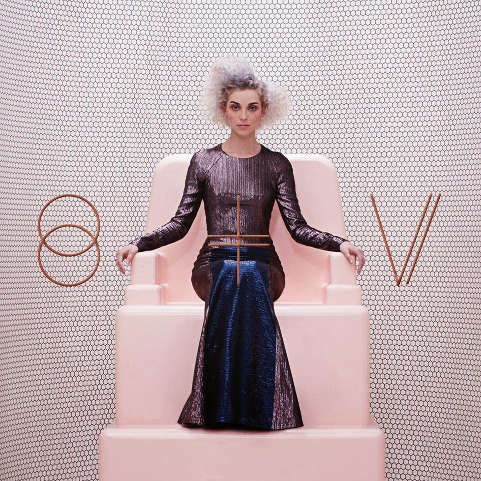 "ST. VINCENT ""Digital Witness"", ""Birth In Reverse"""