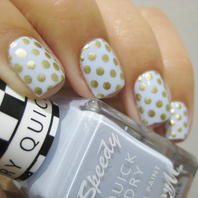 dotty nailart