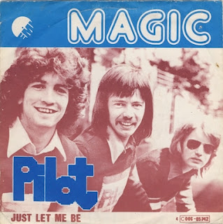 Magic - Pilot cover