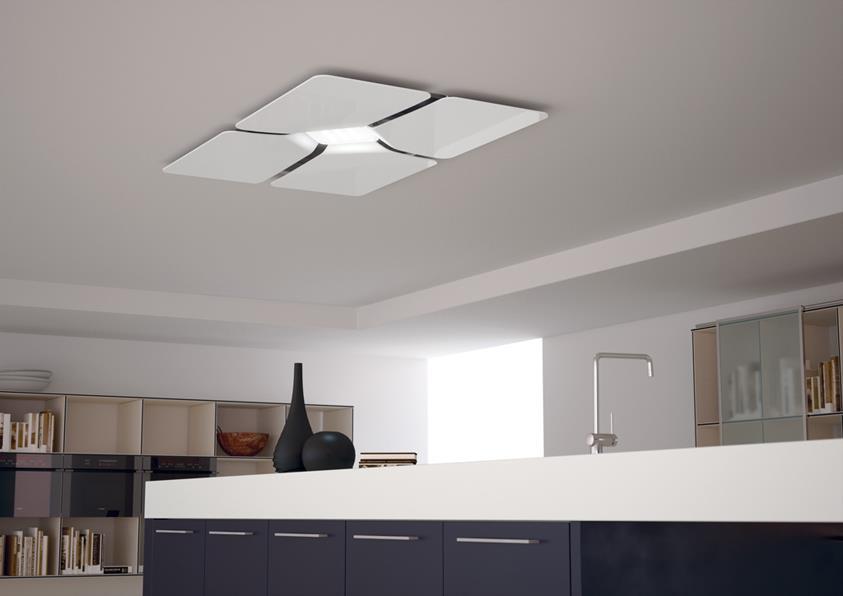 Decorative Kitchen Exhaust Fan Covers