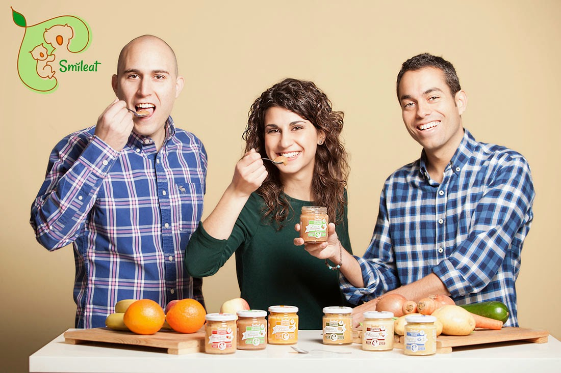 Comida ecológica bebés empresa española