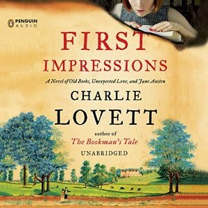 Coming Attraction: First Impressions by Charlie Lovett