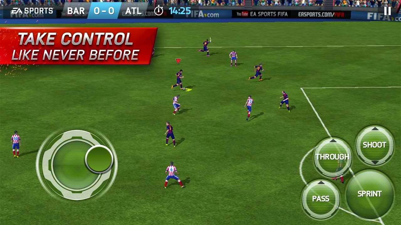 Fifa 12 cracked apk download